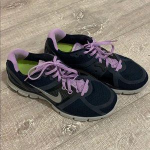Nike lunar glide running shoes